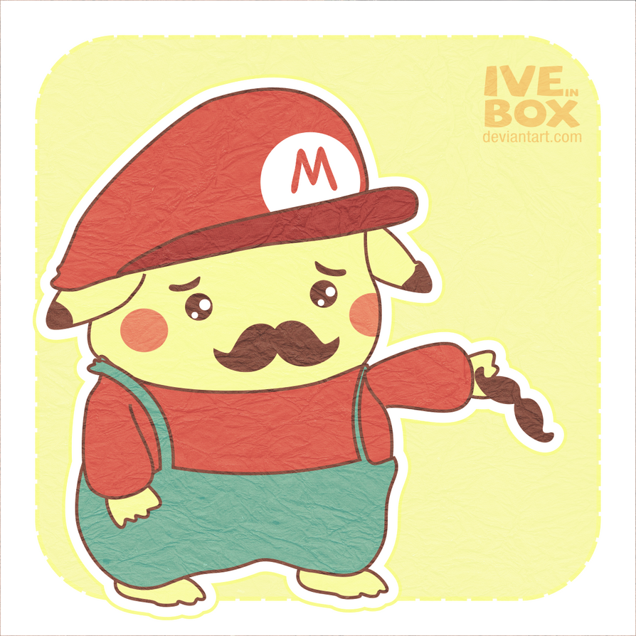 Hello... It's me! PIKACHU!!! by iveinbox