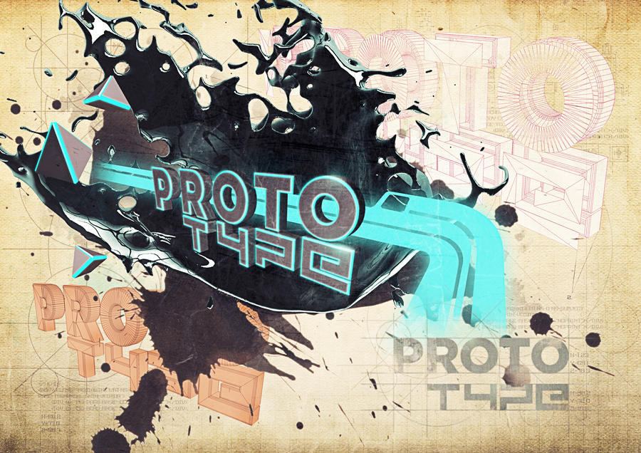Proto Type by Giampaolo-Miraglia