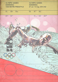 Olympic Games 2012 - Swimming