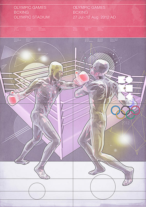 Olympic Games 2012 - Boxing by Giampaolo-Miraglia
