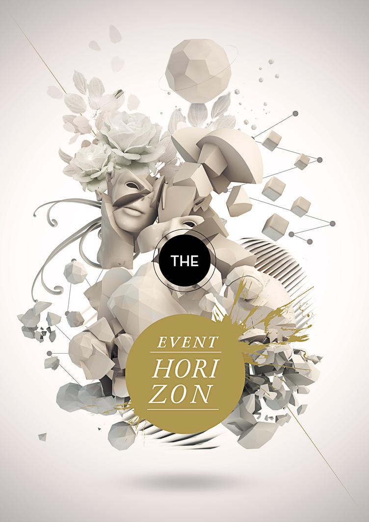 The Event Horizon 001 by Giampaolo-Miraglia