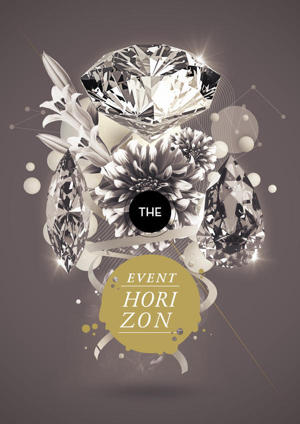 The Event Horizon 003 by Giampaolo-Miraglia
