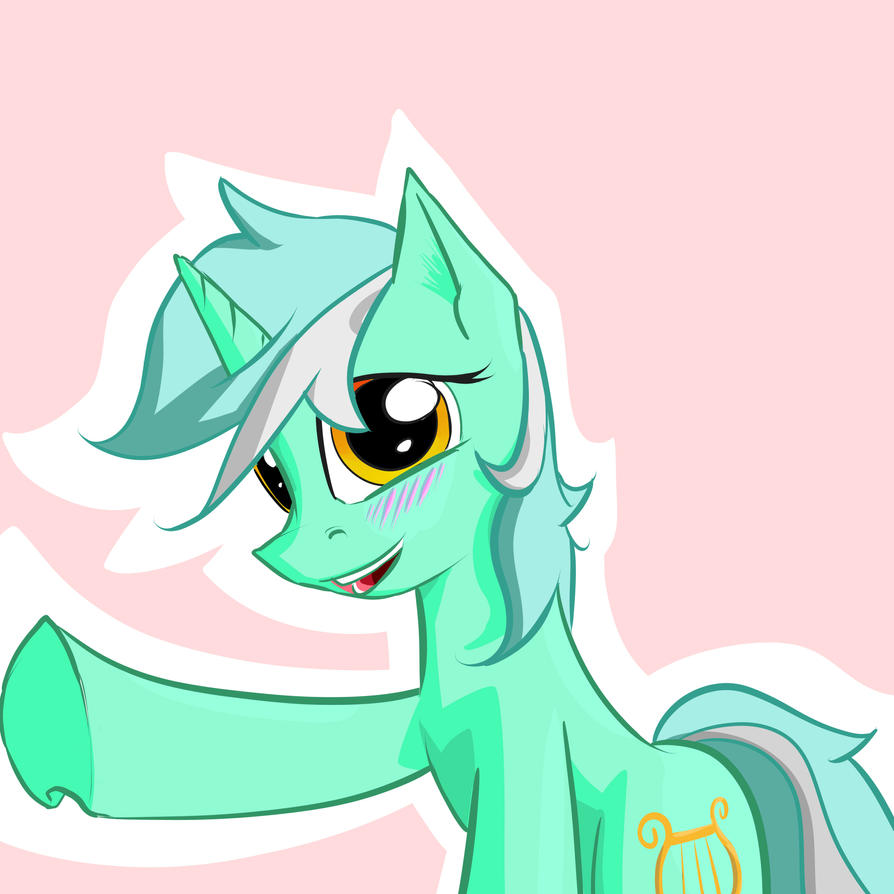 Lyra Wave by sharpieboss