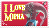 I love mipha stamp by Soulfire402