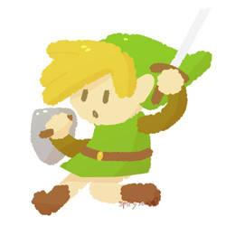 Link's Awakening Remake by Soulfire402