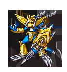 Xros Up Magnamon(Darkdramon) by HyperDaisuke