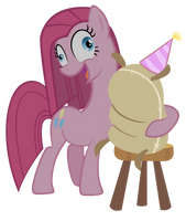Pinkamena likes Madame le Flour by Are-you-jealous