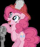 Singing Firefighting Hat Pinkie-Pie