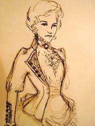 steampunk sketch 2 by renaissancegirl14
