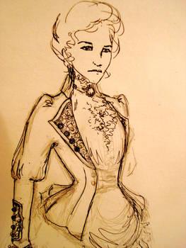 steampunk sketch 2