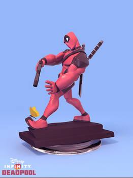 Deadpool Disney Infinity fan art 02