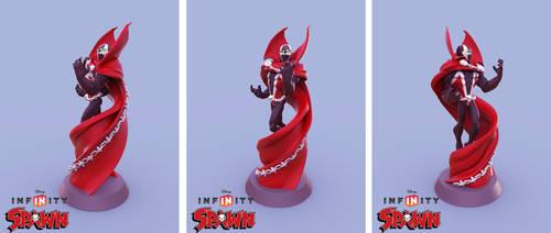 Disney Infinity Spawn (Fan Art)