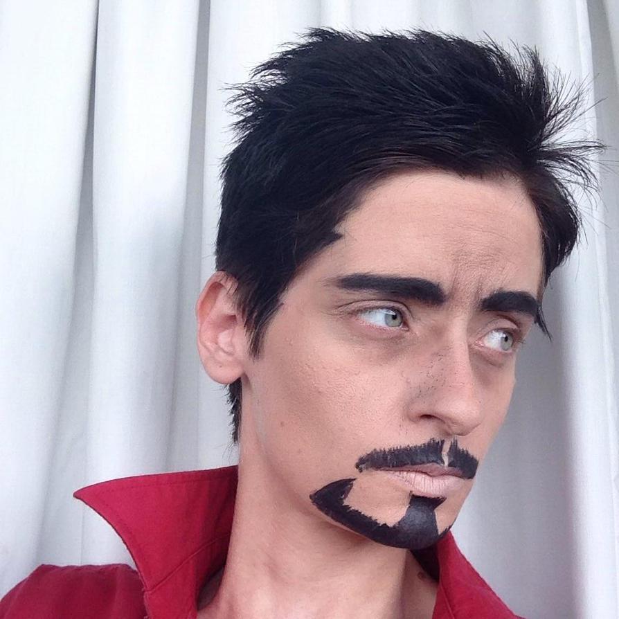 W.I.P Tony Stark by ShiroTaicho