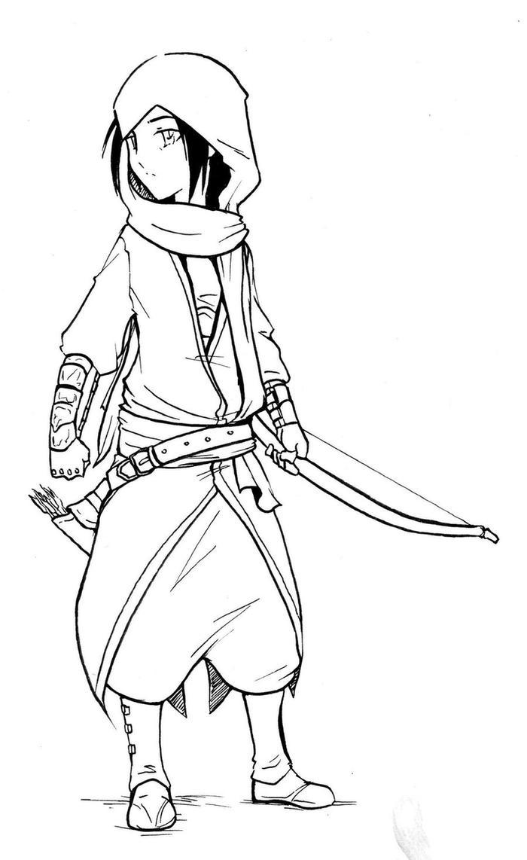 The little Assassin boy by peterrustoen on DeviantArt