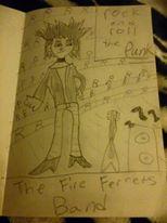 The Fire Ferrets Band by peterrustoen