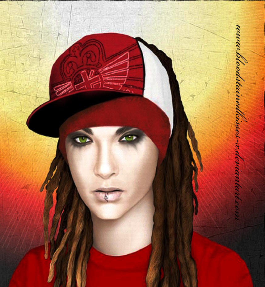 Tom kaulitz vampire 3d by bloodstainedkisses x on deviantart tom kaulitz vampire 3d by bloodstainedkisses x altavistaventures