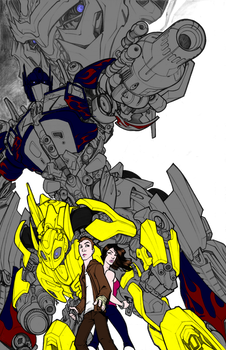 Transformers by thekidkaos Base Colours