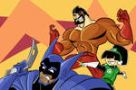 The Brave and the Bold by WQN