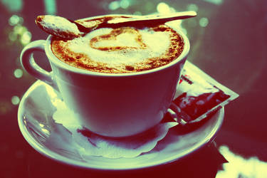 Mi piace il cappuccino by iNeedChemicalX