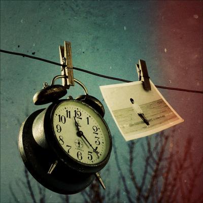 Time won't let me go