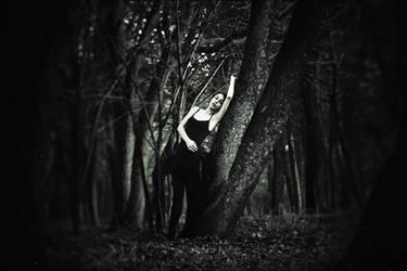 She swallowed butterflies by iNeedChemicalX