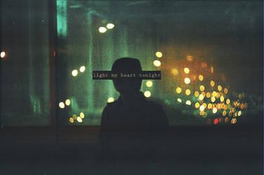 Light my heart tonight by iNeedChemicalX