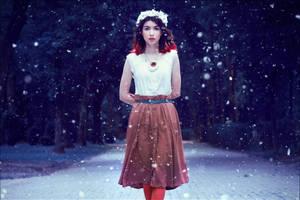 Snow Queen's Daughter