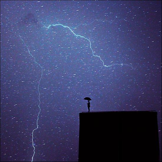 A thunderous mind