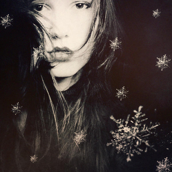 A heartful of snowstorm