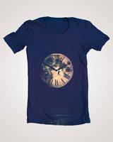 Moonclock design by iNeedChemicalX