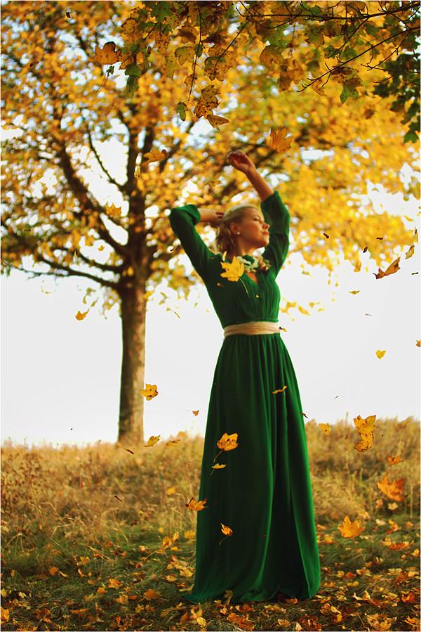 Autumn moves on