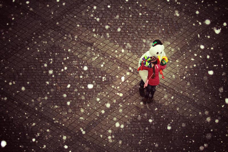 Mr. Snowman by iNeedChemicalX