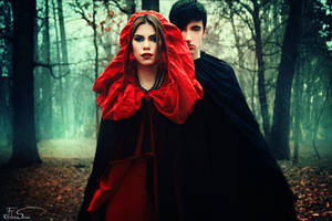 Little Red Riding Hood II - The Encounter
