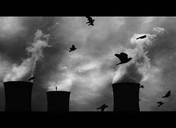 The Flight by iNeedChemicalX