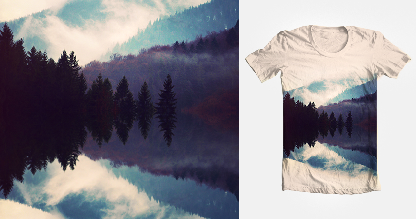 Gonna build a mountain - T-shirt design by iNeedChemicalX