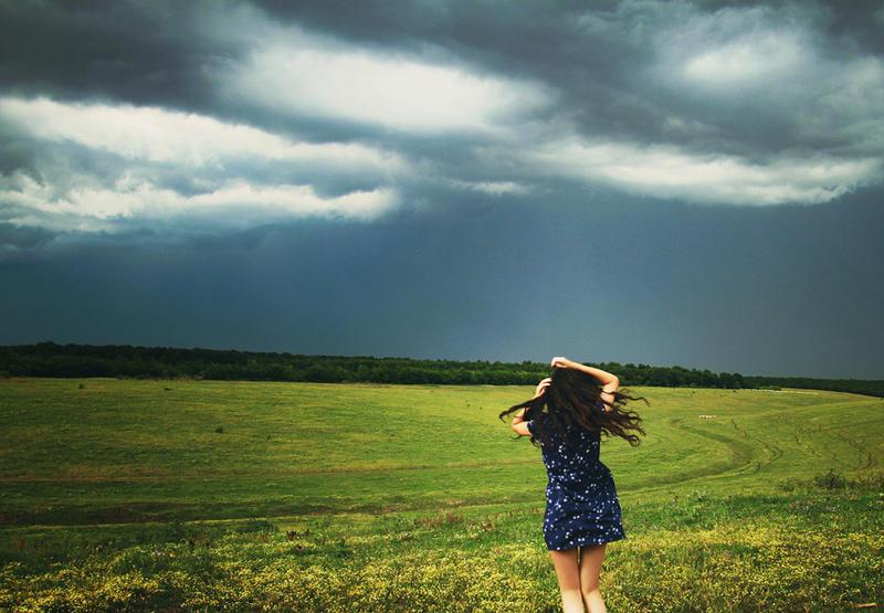 i fear no storm