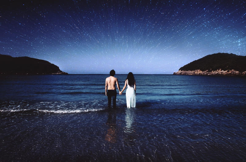 Chasing stars by iNeedChemicalX