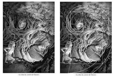 The Cheshire cat by DavidGeoffroy