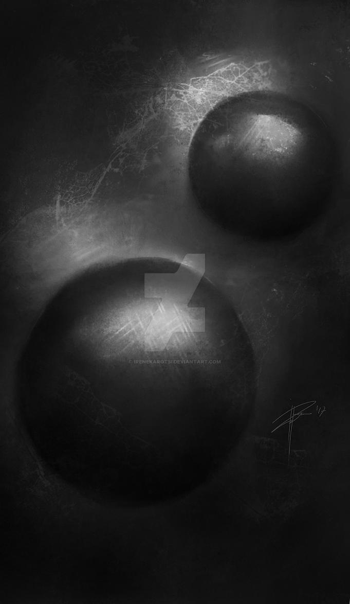 Spheres by IreneKarotsi