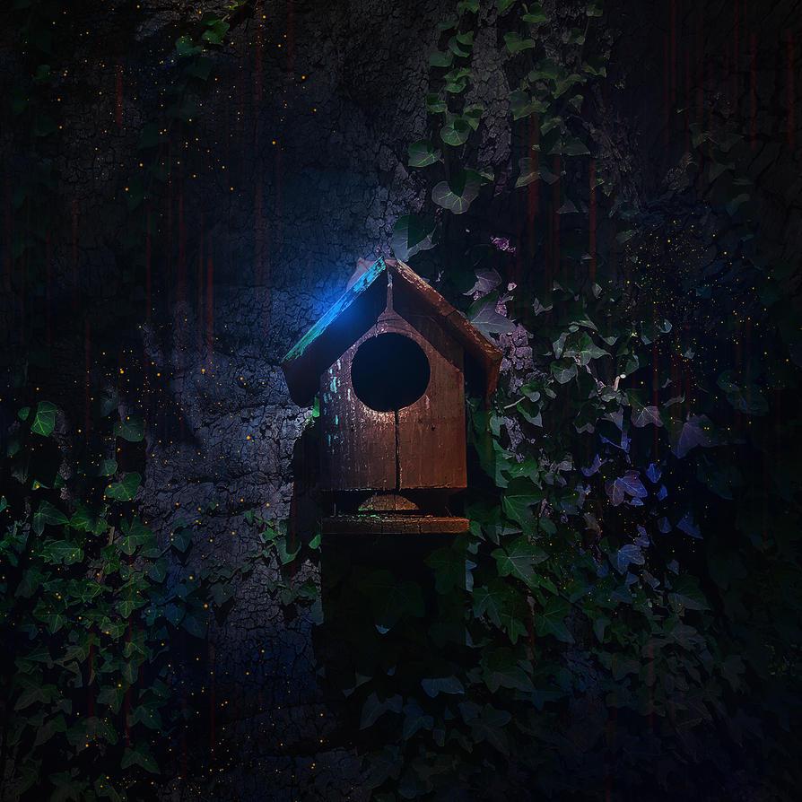 Birdhouse by IreneKarotsi