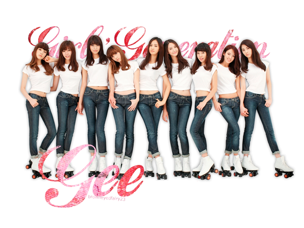 snsd wallpaper hd 2010. SNSD Gee Wallpaper by