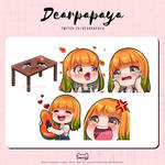 Commissions (dearpapaya)