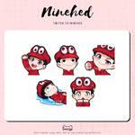 Commission (Ninehed) Emotes