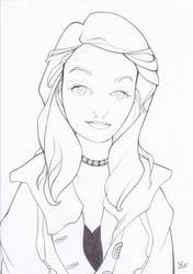 -I'm back- comic style by lilomat