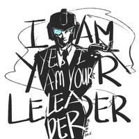 I AM YOUR LEADER