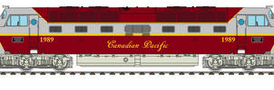 Canadian Pacific Deltic