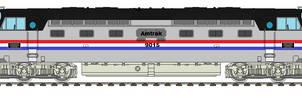 Amtrak Deltic