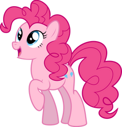 Pinkie Pie by BlueSnowfire