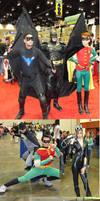 Bat and Family - Megacon 2013 by Skurdy