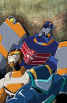 Transformers Animated Issue 6